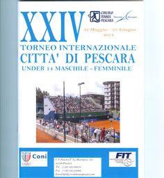 XXIV Torneo Internazionale di Tennis under 14 Città di Pescara: oggi le semifinali dei singolari