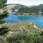Point Lobos at Carmel-by-the-Sea - California as it's supposed to be. BTW: Clint Eastwood was mayor here some years ago ...