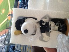 If you're a Yankee fan, you can get a promotional snoopy item once a year in September.