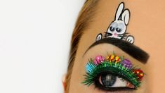 Are you looking for the perfect Easter makeup idea for this year? You have come to the right post! Our collection for today is about 17 Easter Makeup Ideas So check it out and tell us your thoughts! Makeup Inspo, Makeup Art, Makeup Inspiration, Makeup Tips, Beauty Makeup, Makeup Ideas, Makeup Themes, Fun Makeup, Exotic Makeup