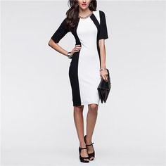 1acd62d5663 Nikki Dress. Casual Party DressesOffice DressesFall DressesCute DressesSummer  DressesPlus Size ...