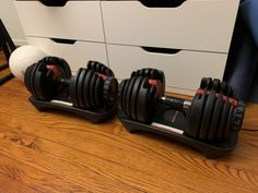 SelectTech 552 Adjustable Dumbbells | Bowflex Bowflex Dumbbells, Adjustable Dumbbells, Weight Set, At Home Gym, Red Hen, Pizza, Workout, Fitness At Home, Work Out