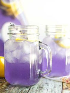 In hot days, it's great to enjoy cool glasses of lemonade to cool down, right? If you are looking for simple and delicious drink recipes, this post is for you. Today, we are happy to introduce 30 cool lemonade recipes. Easy Lemonade Recipe, Healthy Lemonade, Purple Lemonade, Lavender Lemonade, Glass Wine Cellar, Home Wine Cellars, Beach House Wine, Electric Lemonade, Recipe Collector