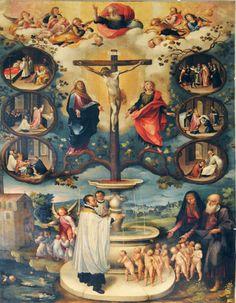 Girolamo Imparato - The Seven Sacraments