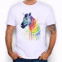 japan wave shirt | Zebra Print T Shirt Mens Reviews - Online Shopping Zebra Print T Shirt ...