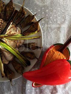 SLELLY: PRIMAVERNO - Verdure invernali grigliate con salsa...