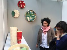 Elke Sada - Ceramic Art London 2016