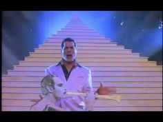 Freddie Mercury - The Great Pretender (Official Video) ((One of my favorite songs, can't help singing along))