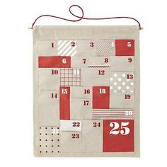 All Shapes Advent Calendar.
