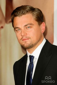 "Leonardo Dicaprio Actor ""Revolutionary Road"" World Premiere Mann Village Theatre , Westwood, California 12-15-2008 Photo by Graham Whitby Boot-allstar-Globe Photos, Inc."