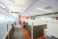 Blackbaud Offices by Fusion Design Consultants, Cambridge – USA » Retail Design Blog