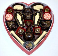 Vegan Treats Fatally Yours Chocolate Box