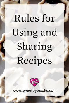 When and how to use another baker's recipes in the world of internet sharing can get tricky. Here are some simple rules for using another baker's recipes. Home Bakery Business, Baking Business, Cake Business, Recipe Ingredients List, Opening A Bakery, Small Bakery, Baker Recipes, Bakery Cafe, Writing Styles