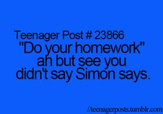 Oh my gosh I can't even think of what some of my middle/high school teachers would have said or done!