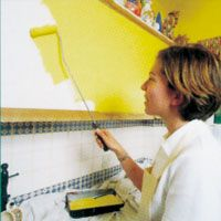 ESP : Easy Surface Prep for painting any non porous surface Enamel Paint, Painting Techniques, Diy Painting, New Kitchen, Decoration, Home Organization, Prepping, Surface, Easy