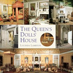 ....book about Queen Mary's doll house, the largest, most beautiful and most famous doll house in the world. It was built in 1922.