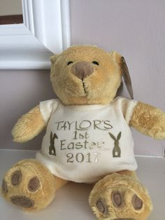 personalised flower girl teddy flower girl gift will you be