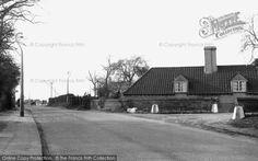 Aveley, Mill Road c1955