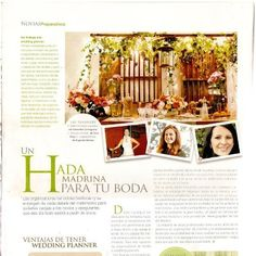 Revista Novias del Espectador