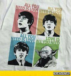All You Need Is Love - Let The Music Flow, You Must