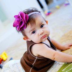 diy cute baby headbands