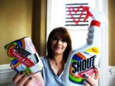 Lets Talk Stain Remover : Shout Review!
