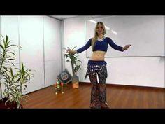 DANZA ÁRABE Clase 4 El Twist de Cadera - YouTube
