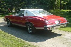 Pictures of a Special Edition GT , notice the Maple Leaf under the GT emblem. Canada Cup, Pontiac Lemans, Le Mans, Grand Prix, Antique Cars, Pure Products, Vehicles, Pictures, Salmon