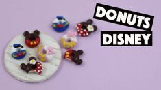 Donuts Disney FIMO