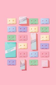 Retro pastel styled product photography for Saturday Skin by Marianne Taylor. Pastel Photography, Object Photography, Vintage Photography, Photography Photos, Fashion Photography, Product Photography, Aesthetic Photography Pastel, Planners, Pastel Fashion