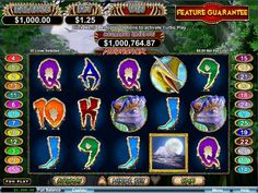 Megasaur Review Jackpot $ 1.055.315 #slot #gambling #megasaur This slots, which are available at all online casinos powered by Realtime Gaming software, feature 5-reels with 25-paylines. That's not all they feature though because the Megasaur slot machine, one of the newest online slot machines, has more features than you could possibly imagine.