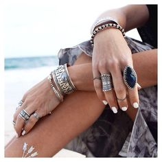 In love with these rings!