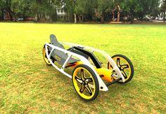 Luis Alberto Cordoba Dorantes SEON Trike Concept