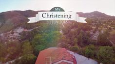 Christening Cinematography video