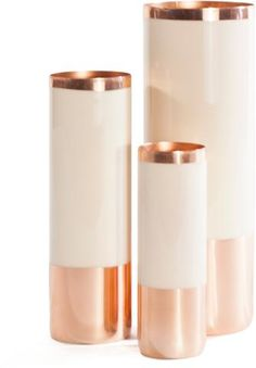Discover Hawkins New York vases and modern vases at HORNE, where we present authentic, contemporary furnishings. Copper Home Accessories, Home Decor Accessories, House Design Photos, Modern House Design, Contemporary Vases, Modern Vases, Nautical Home, New York, Flower Pots