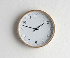 Wood Framed Clock GBP34