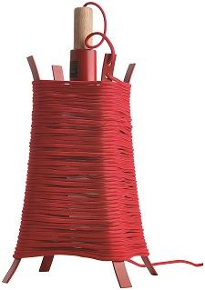 Cable table lamp