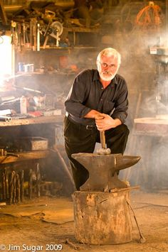 Irish blacksmith