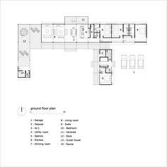 Casa em São Francisco Xavier / Nitsche Arquitetos Associados plan