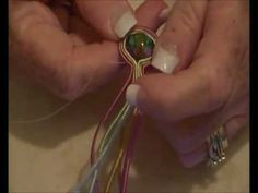starting soutache video (2 of 2)
