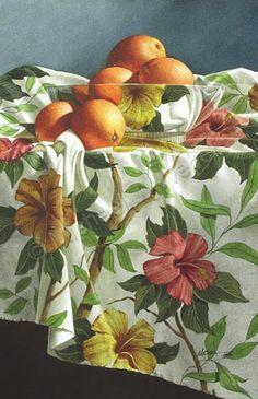 Michael J. Weber - Reflected Oranges