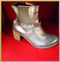 silver booties Bootie Boots, Ankle Boots, Silver Boots, Booty, Shopping, Shoes, Style, Fashion, Ankle Booties