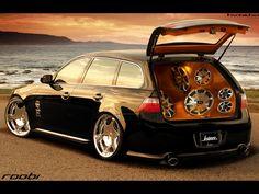 BMW 545i by ~roobi on deviantART