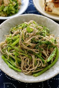Home Recipes, Asian Recipes, Healthy Recipes, Ethnic Recipes, Buckwheat Noodles, Japanese House, What You Eat, Yams, Spaghetti