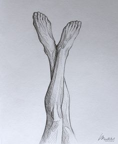 Sketchbook drawing of legs close up I Anatomy study Pencil Art idea I Legs feet . - Sketchbook drawing of legs close up I Anatomy study Pencil Art idea I Legs feet realistic sketch, a - Anatomy Sketches, Anatomy Drawing, Anatomy Art, Anatomy Study, Sketchbook Drawings, Pencil Art Drawings, Drawing Sketches, Horse Drawings, Sketch Art