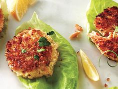 Classic Salmon Cakes | Classic Salmon Cakes are so tasty, they don't even need a sauce. A simple squeeze of lemon or lime does the trick for these fantastic Salmon Cakes.