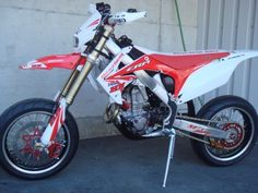 HONDA HM Moser CRF CRE 250/300/450/500 R oder X, Neuf, 2 km, CHF 9'000.- - MotoScout24