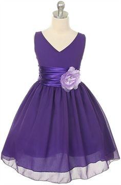 Flower Girl Dresses FGD005