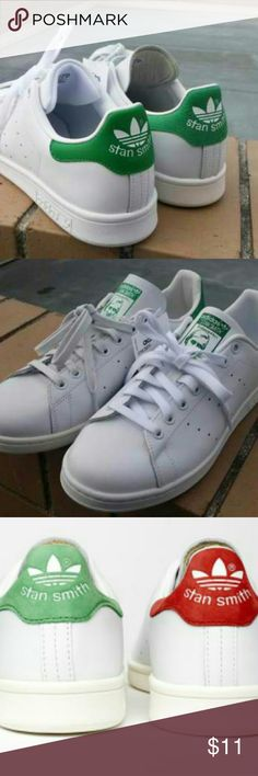 Adidas STAN SMITH Adidas Stan Smith kicks are definitely on the wish list  of any shoe 0d46fdc1c07