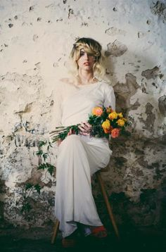 Love the blend of fashion + wedding photography from Courtney Illfield Photography (Perth, Western Australia) / View Portfolio on The LANE